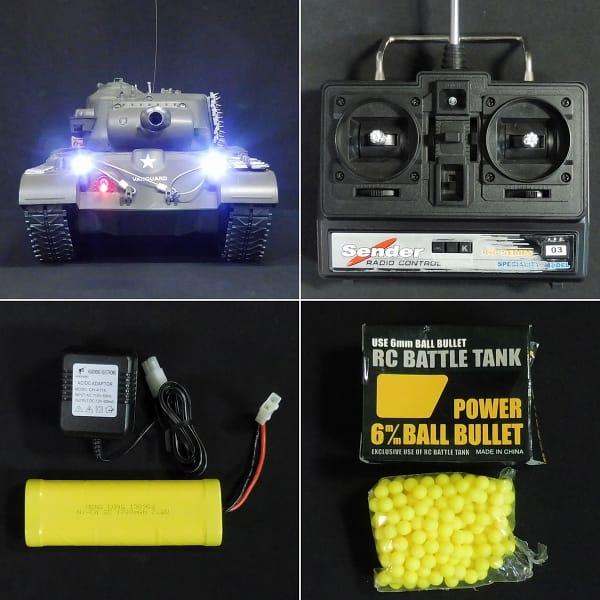 HengLong ヘンロン 1/16 M26 パーシング / ラジコン戦車_3