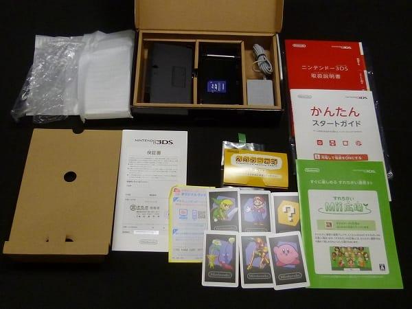 任天堂 NINTENDO 3DS 本体 CTR-001 JPN コスモブラック_2
