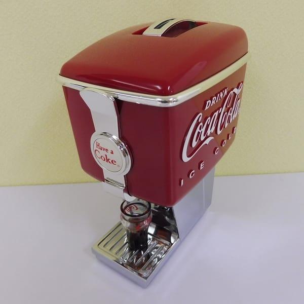 コカ・コーラ ディスペンサー型貯金箱 ノベルティグッズ