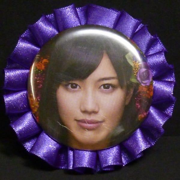 ももクロ ドームツアー缶バッジ 高城れに AMARANTHUS 紫