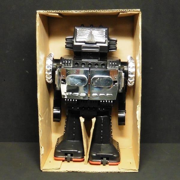 堀川玩具 シャープシューター 電池駆動 ロボット 日本製_2