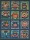 旧 ビックリマン 27弾 天使シール 313~324 12種 コンプ