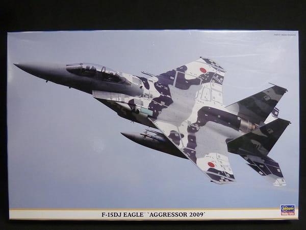 ハセガワ 1/48 F-15DJ イーグル アグレッサー 2009_1