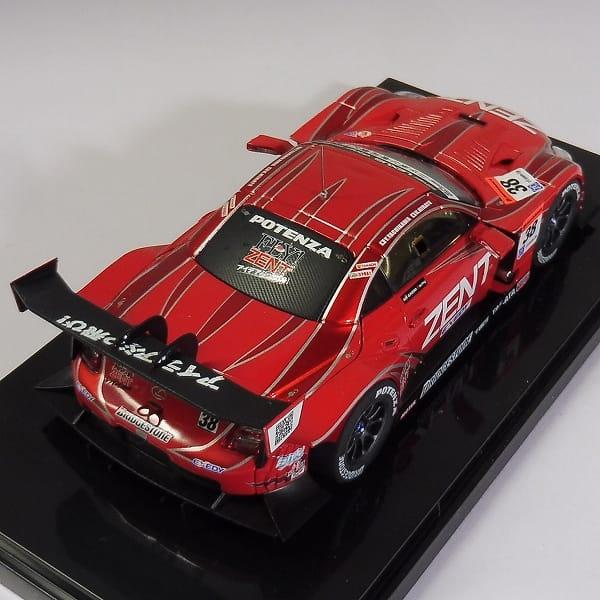 エブロ 1/43 No.38 ZENT CERUMO SC430 /レクサス GT500_3