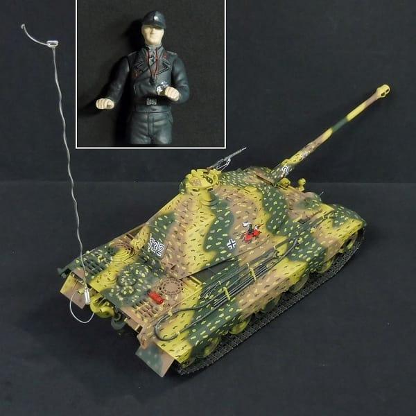 タミヤ 1/16 キングタイガー ポルシェ砲塔 ラジコン戦車_2