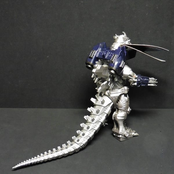 ムービーモンスター メカゴジラ2003 タグ付き / 機龍_2