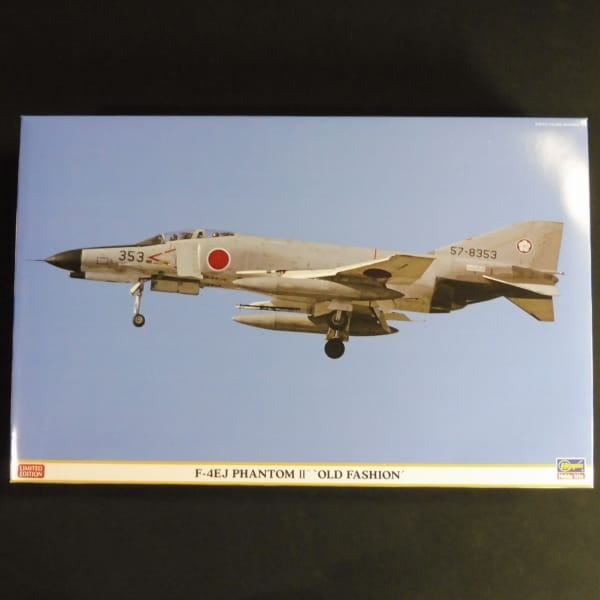 ハセガワ 1/48 F-4EJ ファントムIIオールドファッション