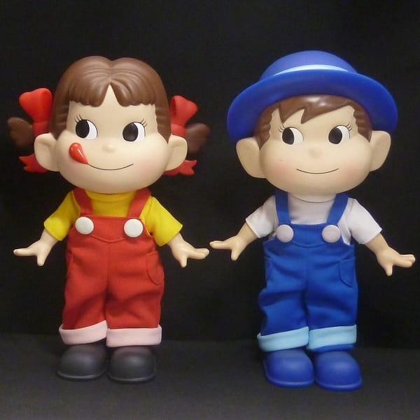 不二家 ペコちゃん ポコちゃん 人形 フィギュア ドール