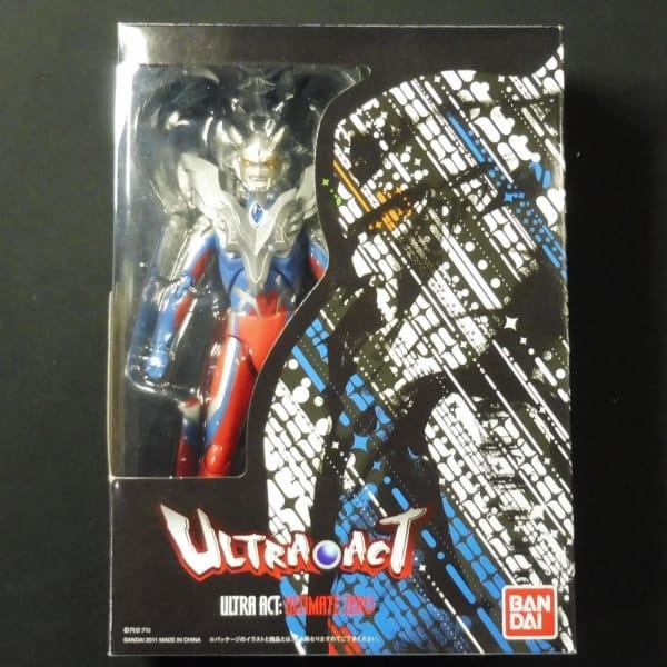 ULTRA-ACT ウルティメイトゼロ / ウルトラマンゼロ
