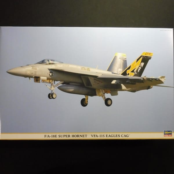 ハセガワ 1/48 F/A‐18E VFA‐115 イーグルス CAG
