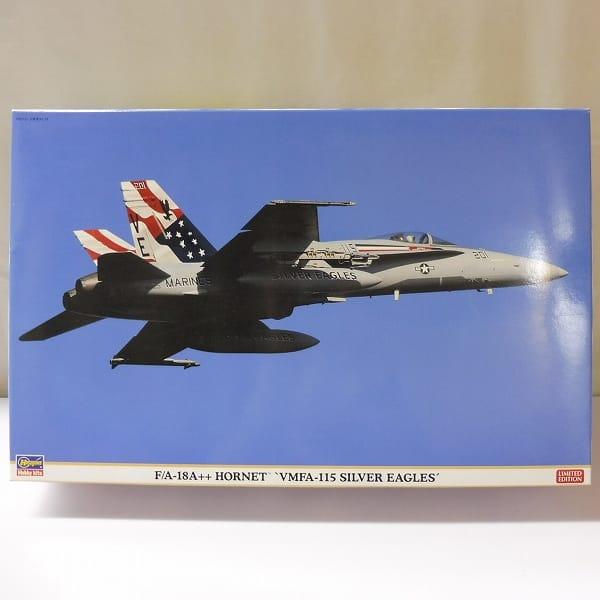 1/48 F/A-18A++ ホーネット VMFA-115シルバーイーグルス