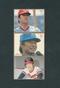カルビー プロ野球カード 1983年 662 672 673 金枠