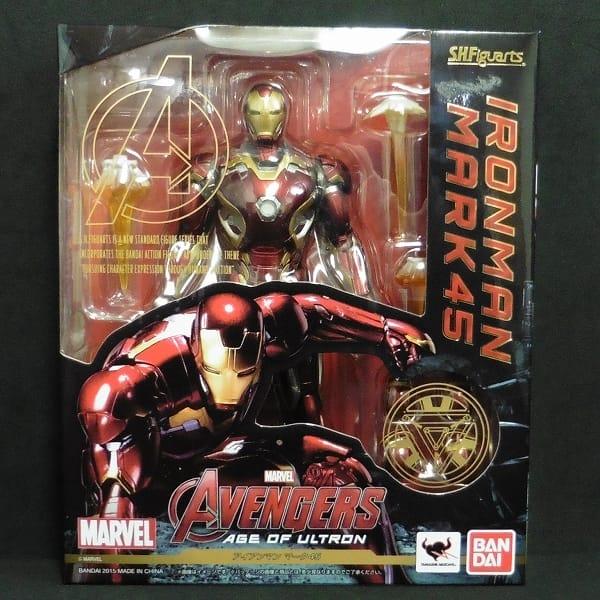 S.H.Figuarts アイアンマン マーク45 Avengers