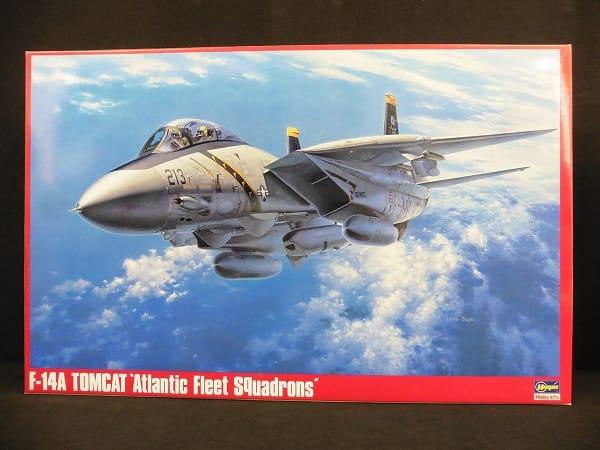 ハセガワ 1/48 F-14A トムキャット 大西洋空母航空団
