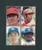 カルビー プロ野球カード 1983年 651 656 657 659