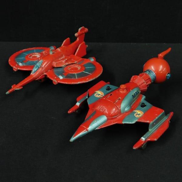 タカトク マッキー2号 3号 / ウルトラマンレオ MAC
