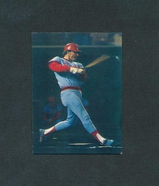 カルビー プロ野球 カード 79年 ライトル チャンピオン