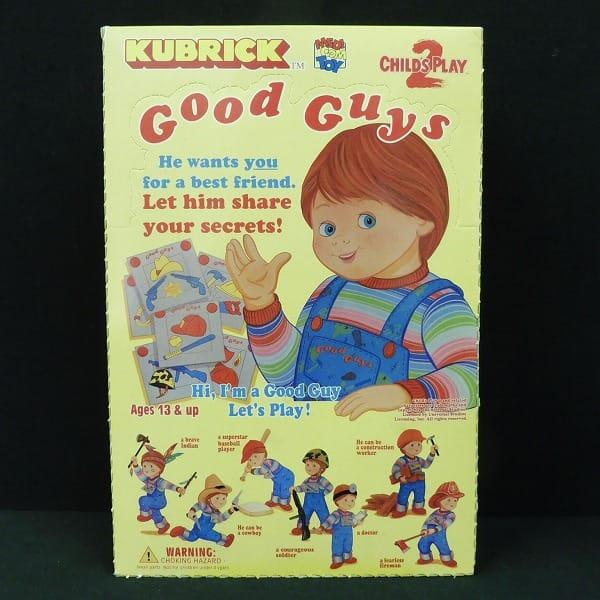 キューブリック チャイルドプレイ2 Good Guys BOX