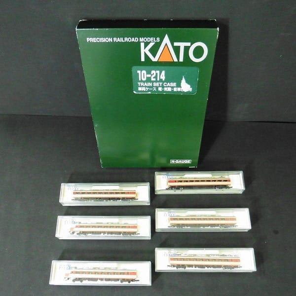 KATO Nゲージまとめて 特急形 481系 485系 484系 計10点