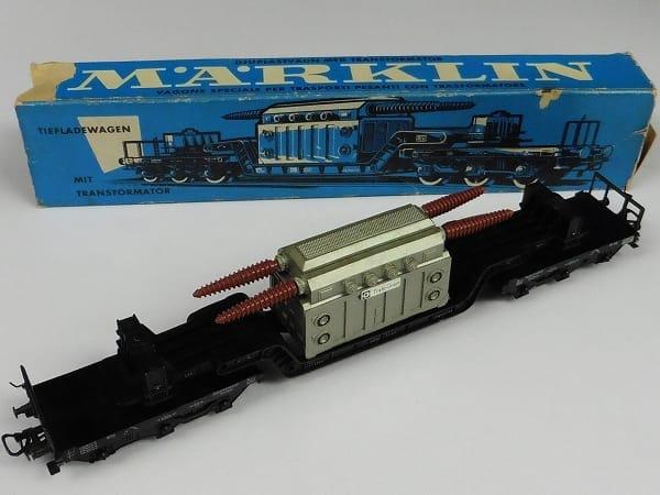 メルクリン HOゲージ 4617 重量貨物車 変圧器 DB 980896