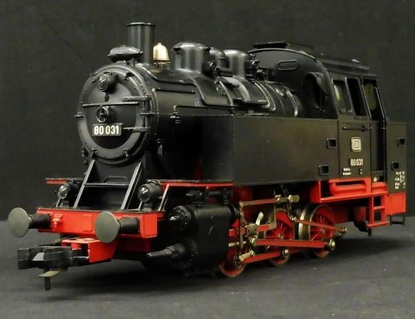 メルクリン Gゲージ 蒸気機関車 DB80031 /Marklin