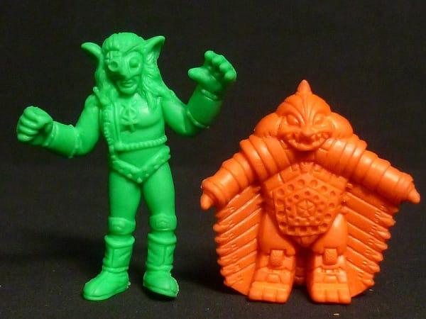 ポピー 怪獣消しゴム 11期 ベムズン 改造マグマ星人 13