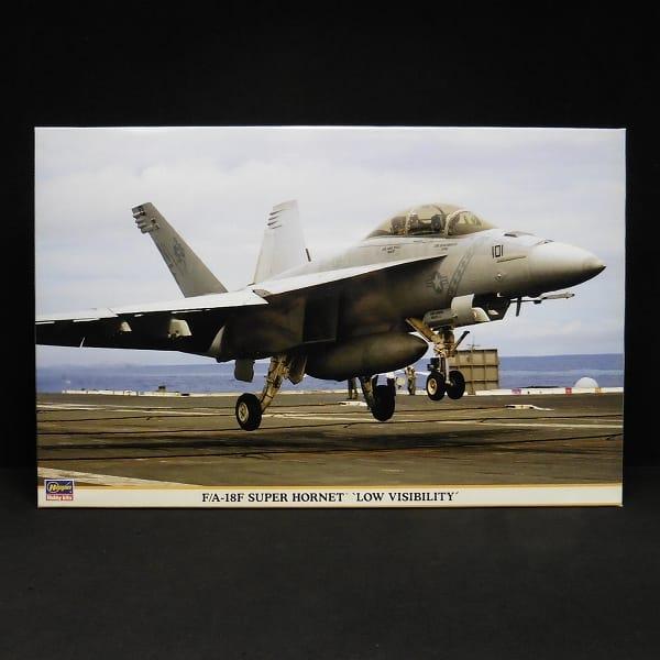 ハセガワ 1/48 F/A-18F スーパーホーネット ロービジ