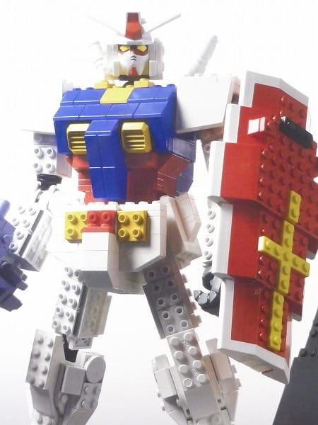 メガブロック 04501 RX-78-2 ガンダム / MEGABLOKS_2