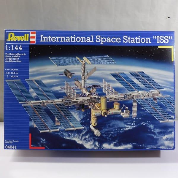 レベル 1/144 ISS 国際宇宙ステーション 04841 /プラモ