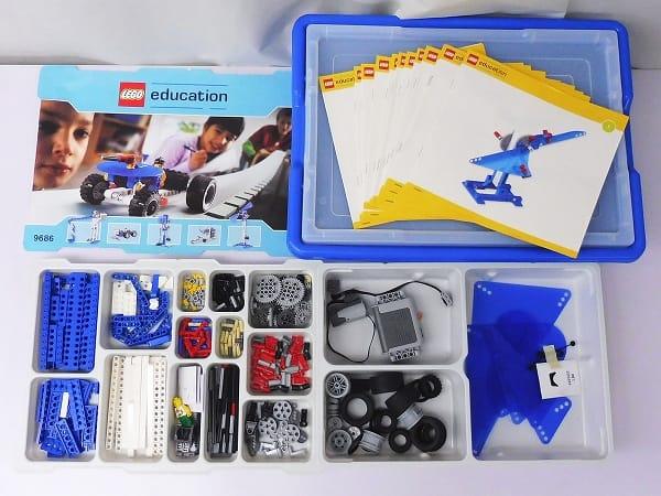 レゴ 9686 サイエンス&テクノロジー 基本セット / LEGO