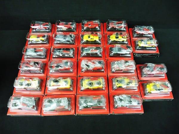 京商 1/64 フェラーリミニカーコレクション 28種コンプ