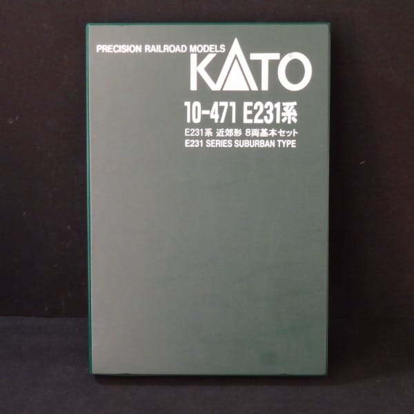 KATO Nゲージ 10-471 E231系 近郊形 8両 基本セット