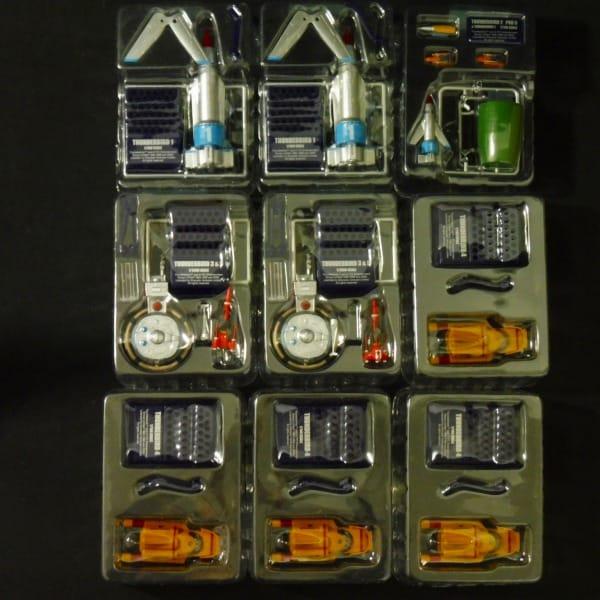 F-toys サンダーバード メカニックコレクション / 食玩