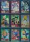 ドラゴンボール カードダス スーパーバトル キラ 9枚 c