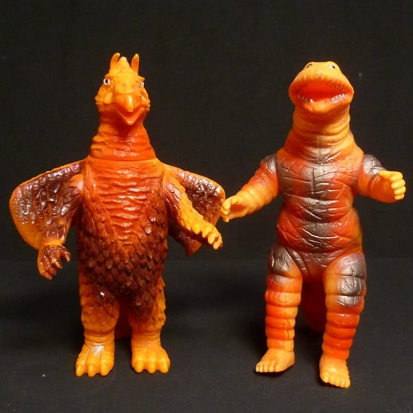 ポピー キングザウルスシリーズ ヒドラ テレスドン 怪獣
