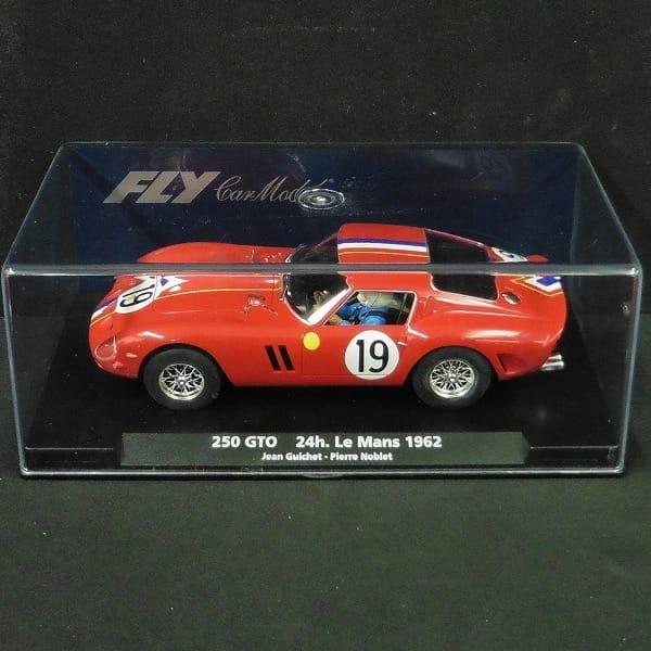 FLY フェラーリ 250 GTO 24h ルマン 1962 /スロットカー