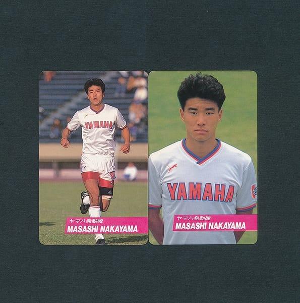 カルビー 1991~1992 サッカーカード 63 98 中山雅史