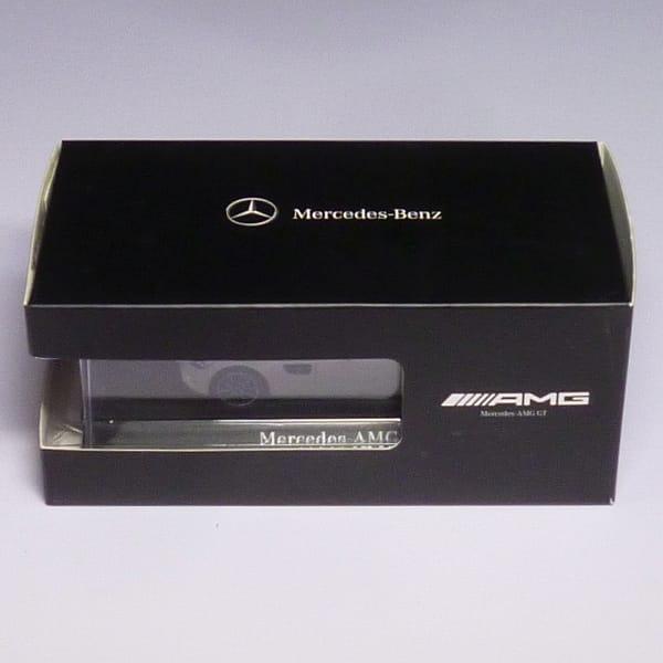 ノレブ 1/43 メルセデスベンツ AMG GT 白 / ミニカー