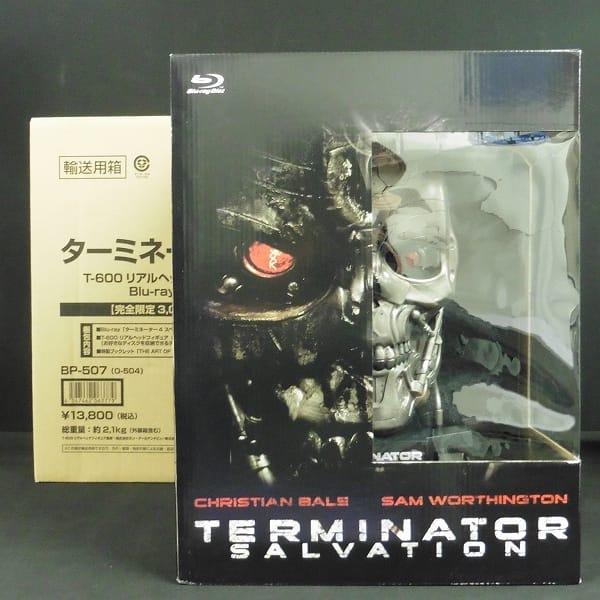 ターミネーター4 T-600 ヘッドフィギュア付 Blu-ray BOX