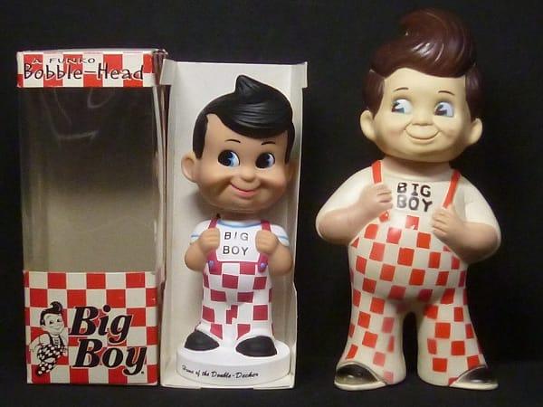 FUNKO ビッグボーイ BIGBOY まとめて 貯金箱 首ふり人形
