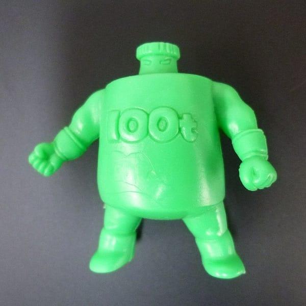 キン消し 王位争奪編 パート2 キング・ザ・100t 緑