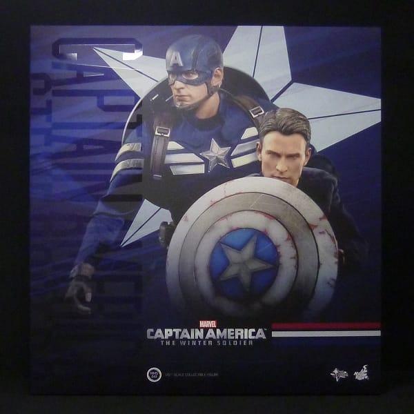 ホットトイズ キャプテンアメリカ ステルス スティーブ
