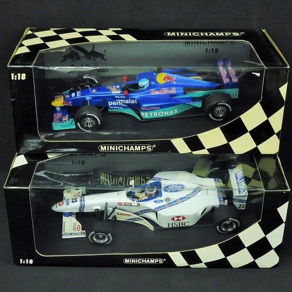 Minichamps 1/18 ザウバー C19 フォード SF1 / F1
