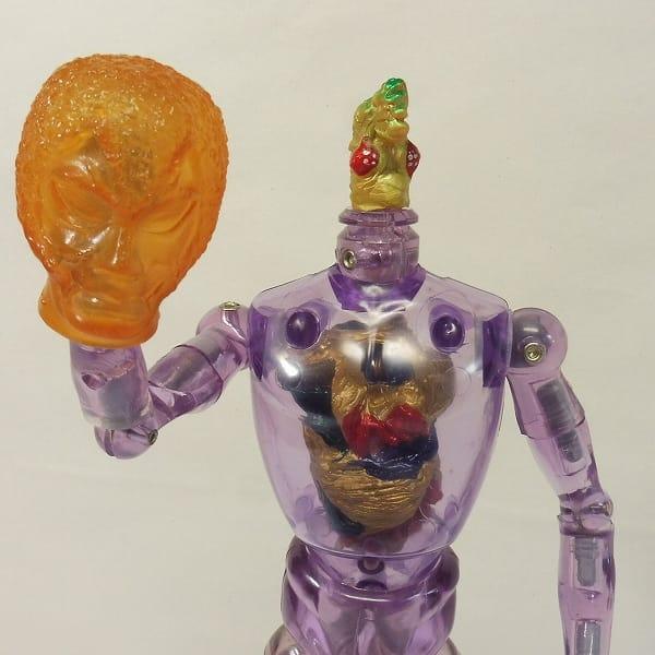 変身サイボーグ キングワルダー1世 当時物 / 紫