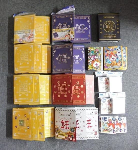妖怪メダル 妖怪大辞典 バインダー ファイル 33冊