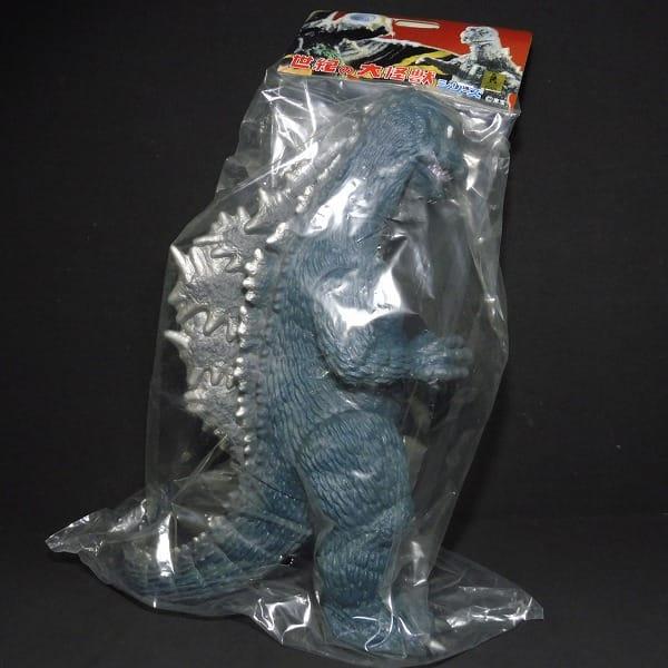 マーミット 世紀の大怪獣 ゴジラ ソフビ /モスゴジ