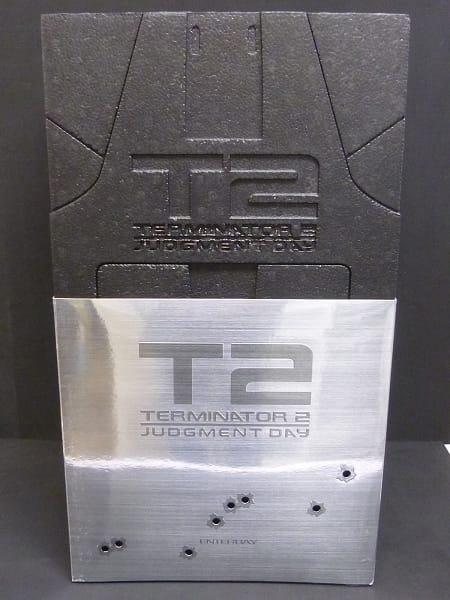 エンターベイ1/4 T-800 バトルダメージ ターミネーター2
