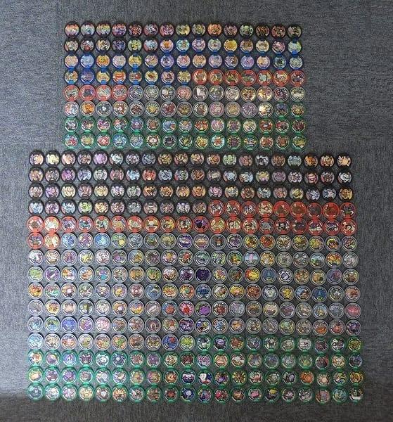 妖怪ウォッチ 妖怪メダル 400枚 キラ ジバニャン
