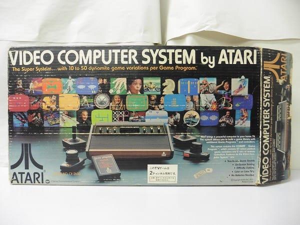 ATARI VCS MODEL NO. CX-2600 / ゲーム機 本体 アタリ
