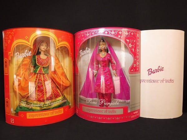 マテル バービー 人形 インド ドール / 2種 MATTEL